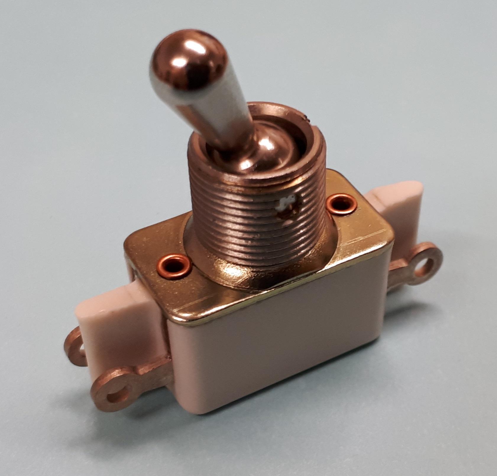 Toggle Switch Single Pole Double Throw Onon Screw Terminal Diagram